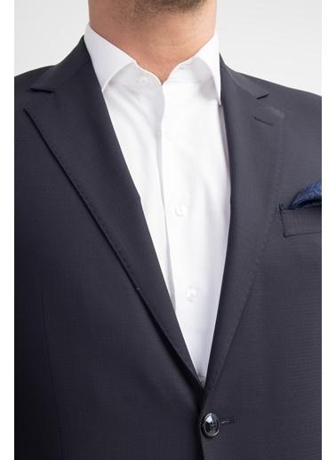 Abdullah Kiğılı Takım Elbise Lacivert